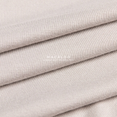 Soft jersey 95 bamboo 5 spandex stretch fabric for clothing