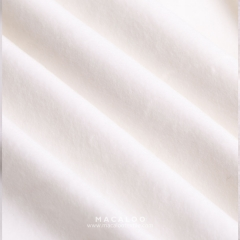 Solid double side polyester minky fabric