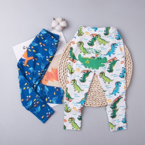 Wholesale cost-effective 100% pure cotton baby pyjama pp pants