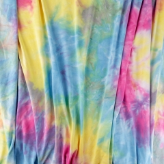 220gsm Tie-Dye Cotton Jersey Design by Macaloo